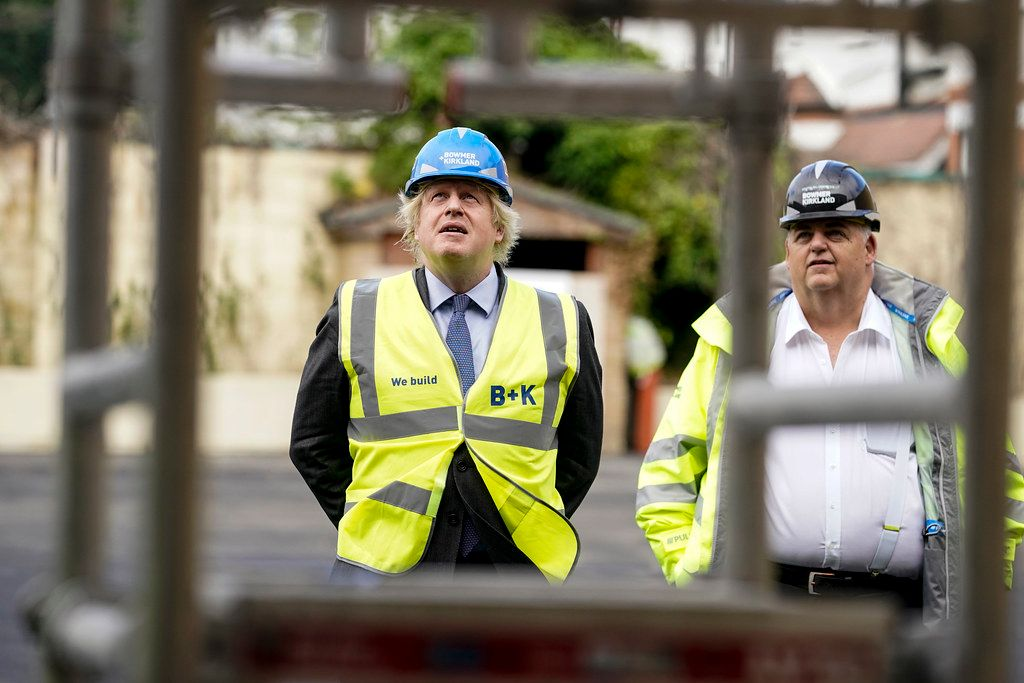 "Planning & Construction News Build, build, build: Will Boris Johnson's ""New Deal"" deliver?"