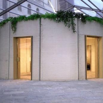 EU'S FIRST 3D PRINTED HOUSE POINTS THE WAY TO A MORE SUSTAINABLE CONSTRUCTION INDUSTRY