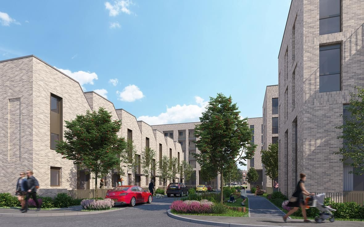 Green light for Avanti's 150-home scheme in east London