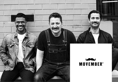 Movember at London Build 2019