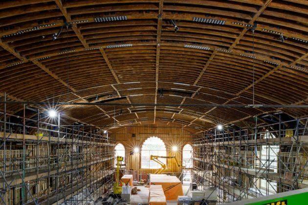 Westridge Construction wins Brighton Dome redevelopment