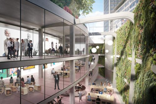 Cavendish Square subterranean complex can be 'spring board' for underground revolution