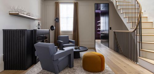 TR Studio unveils high-end Chelsea residence embracing colour to complement one of London's most vibrant streets