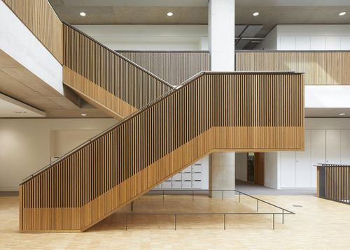 The soothing spaces of Stanton Williams' new Great Ormond Street Hospital centre