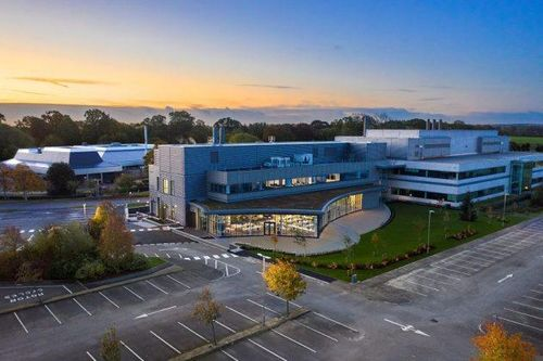 Kier completes Infineum's Global Innovation Centre