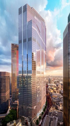 At 22 Bishopsgate, architects have created a skyscraper with new technology woven into every aspect of the design