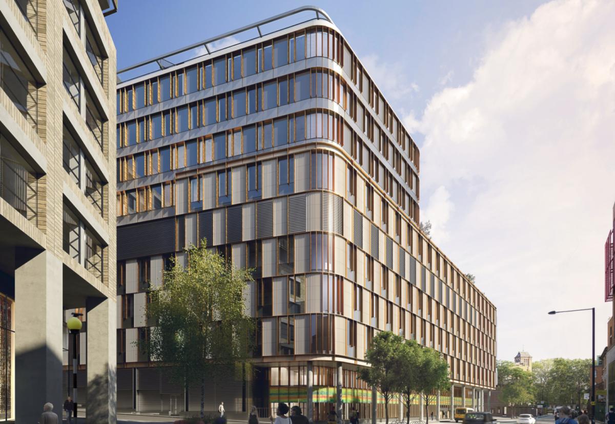 Go-ahead for £250m London eye centre