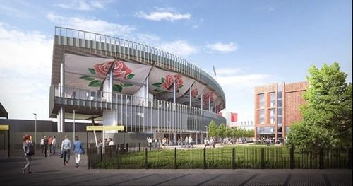 Plans revealed for expansion of Old Trafford cricket ground
