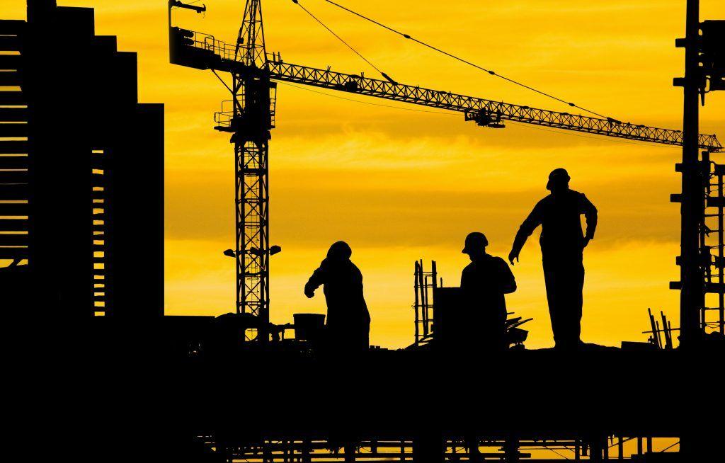 Construction output expands at fastest pace since June 1997