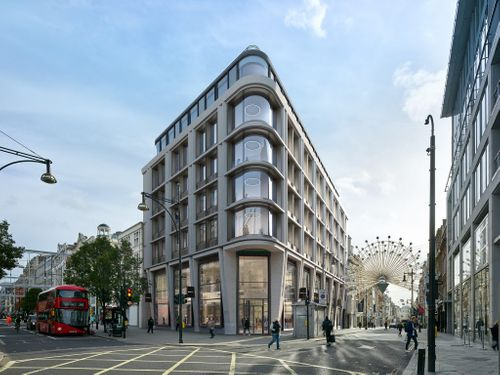 RED to deliver mixed-use scheme in London's west end