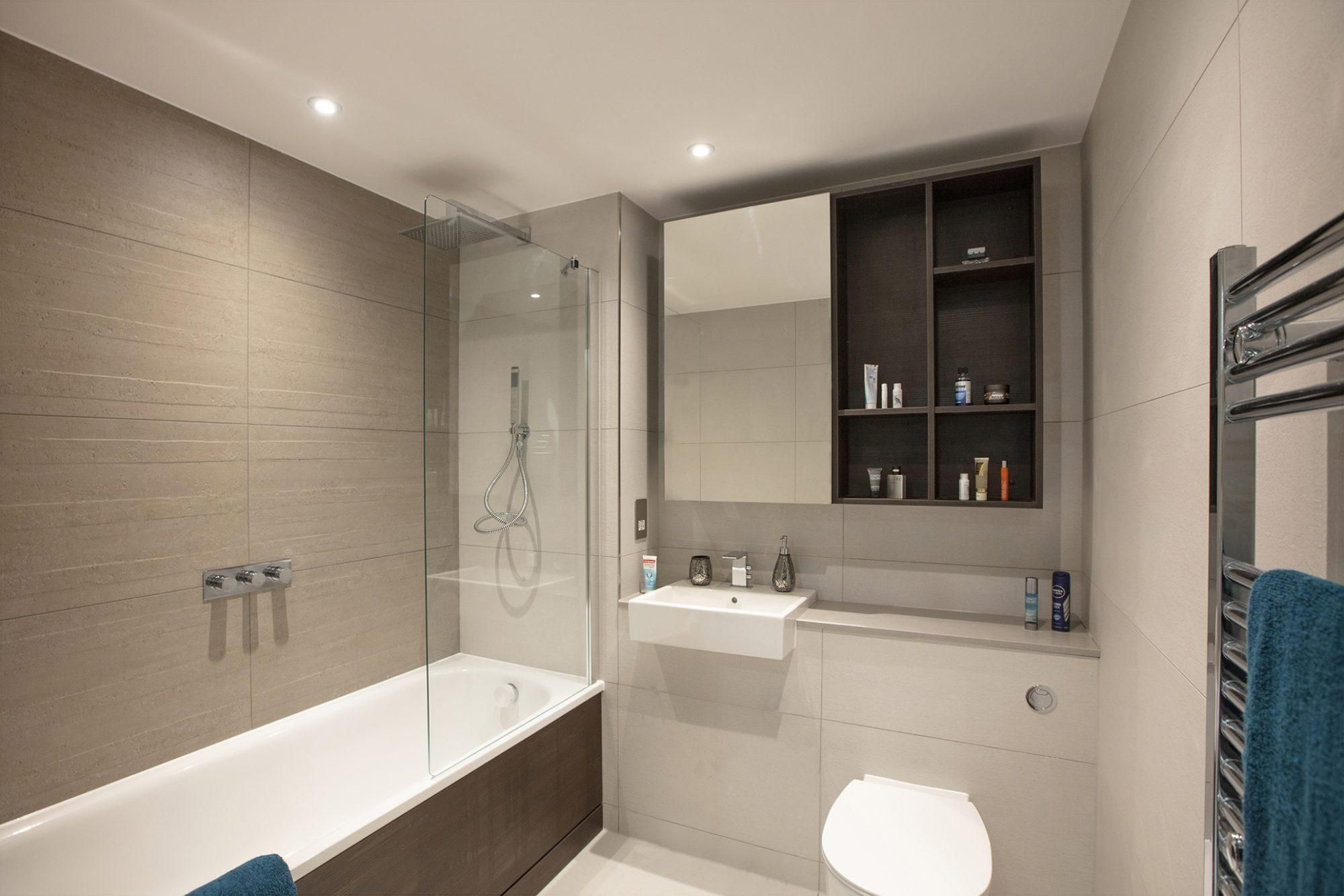 Wates awards £3m contract for steel-framed bathroom pods