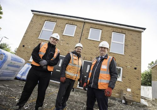 Tolent delievers first modular housing project in Newton Aycliffe