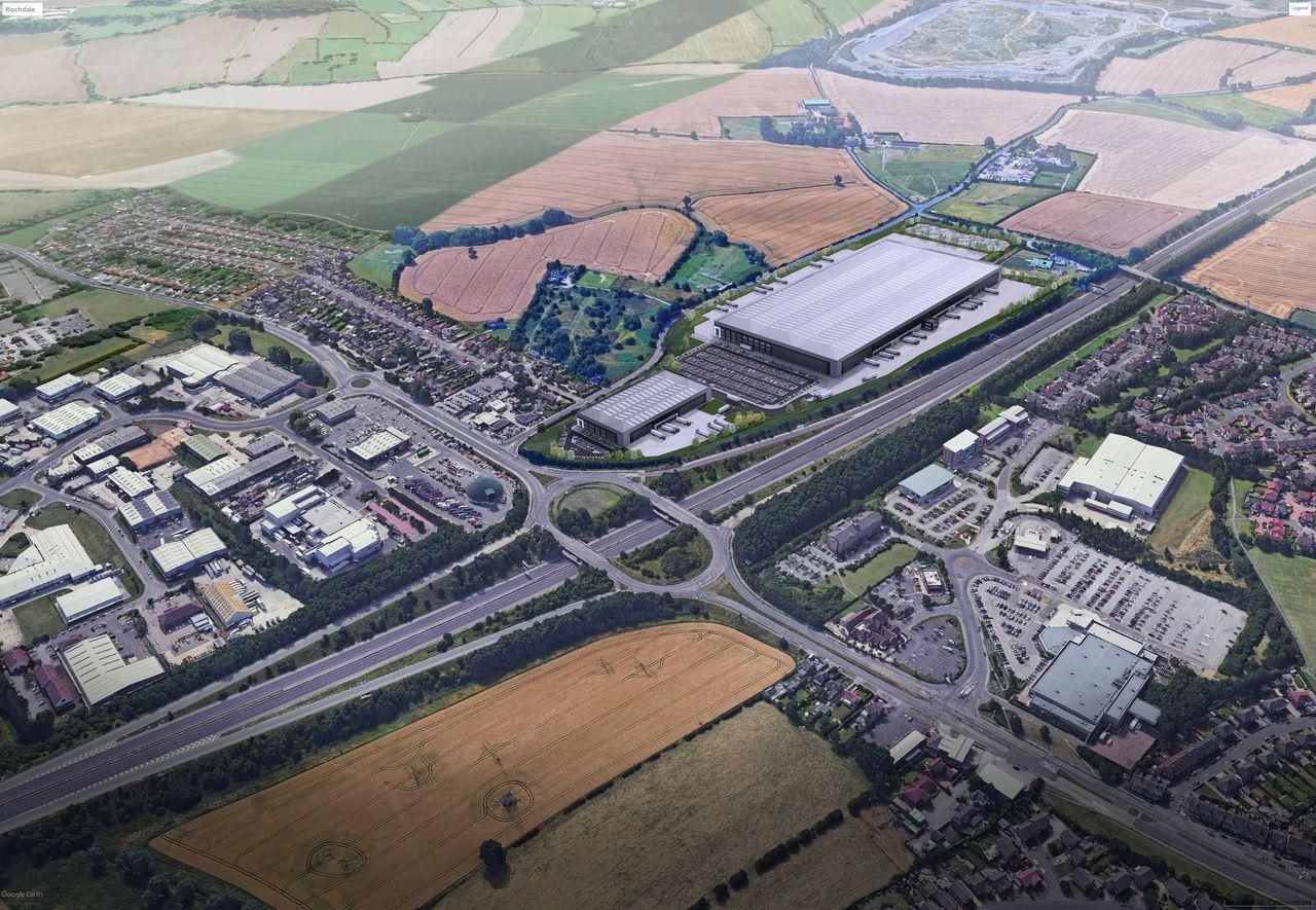 Panattoni Boosts Speculative Building with Yorkshire Scheme