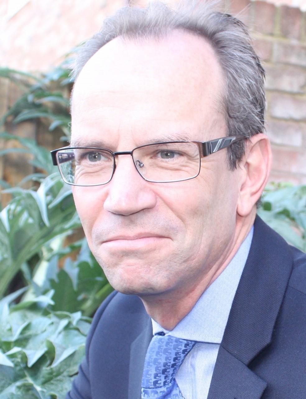 Paul Marsden CQP MCQI