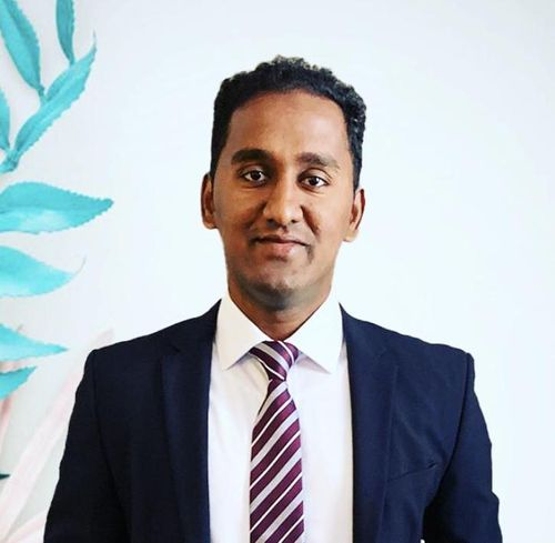 Aravindh Rajendiran