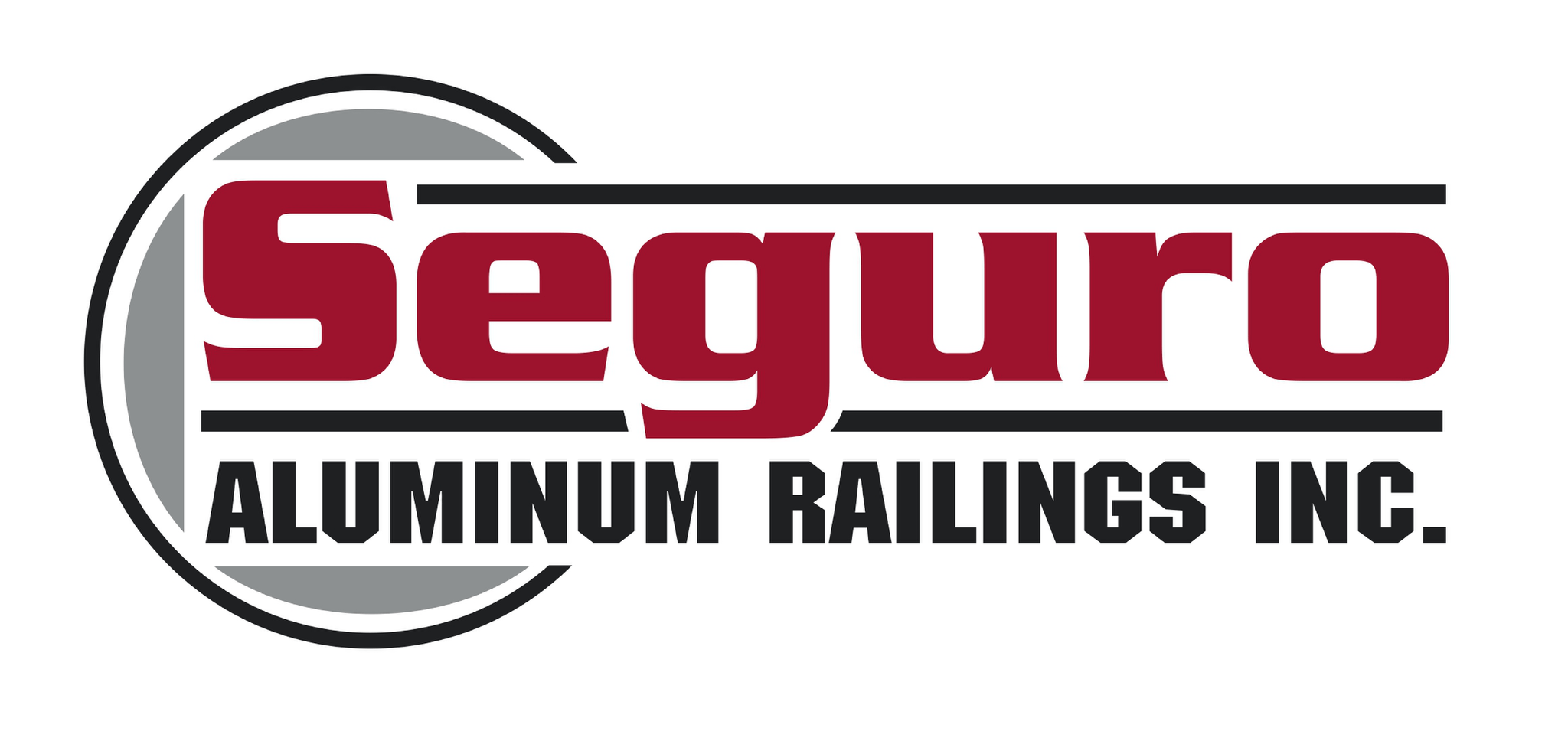 Seguro Aluminium Railings