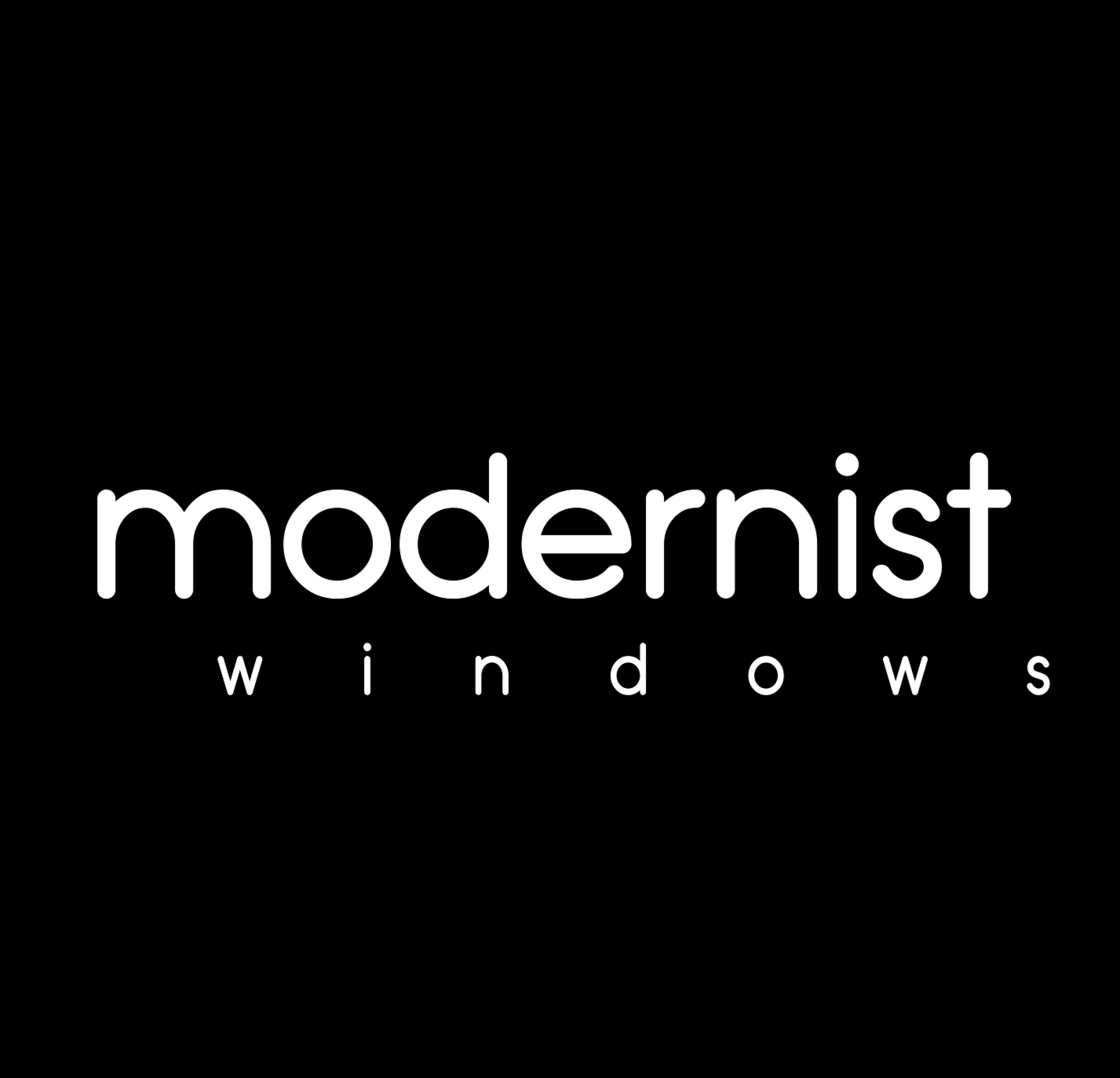 Modernist Windows