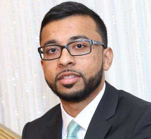 Asheque Rahman