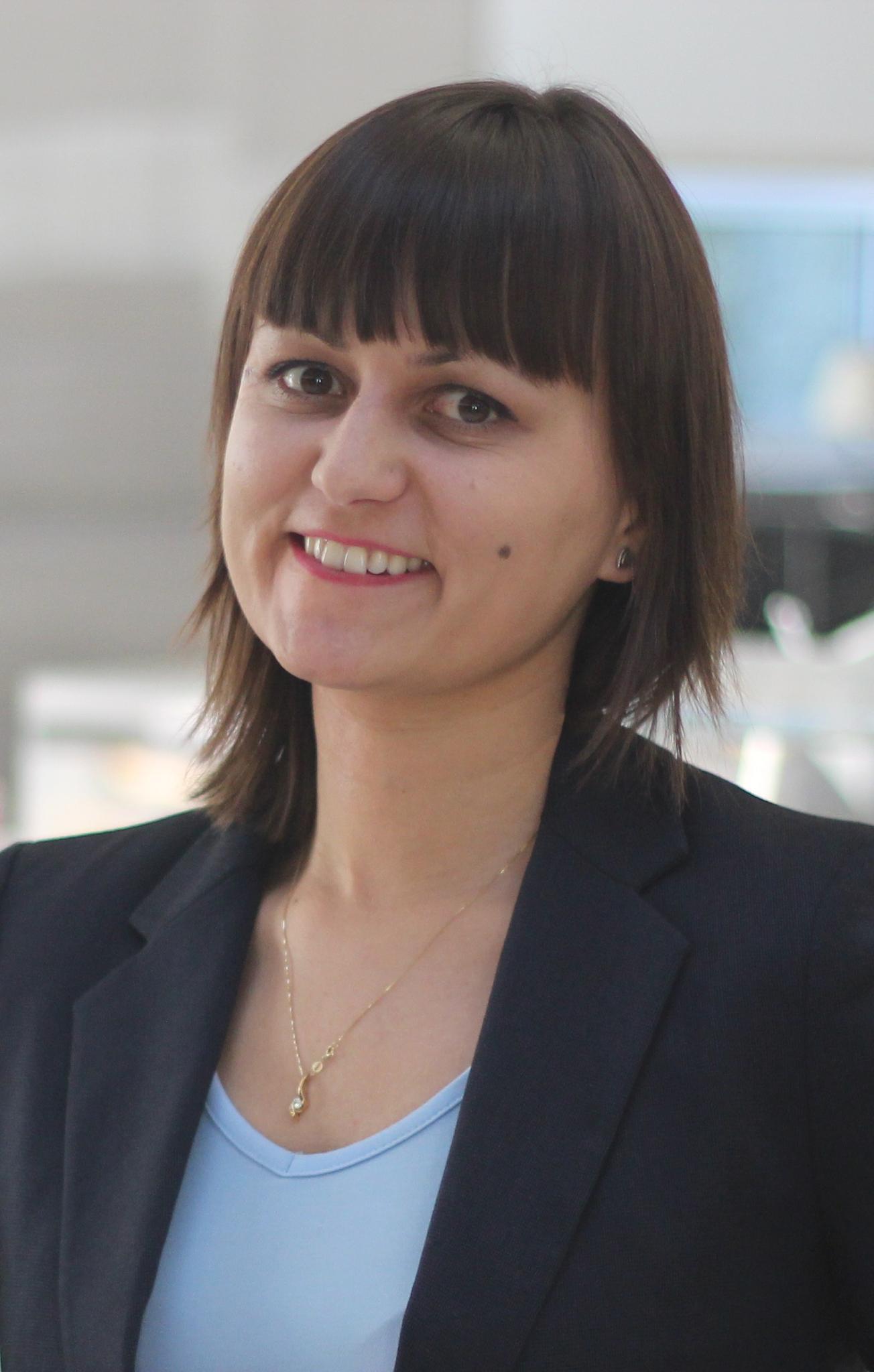 Tsvetelina (Lina) Churalska