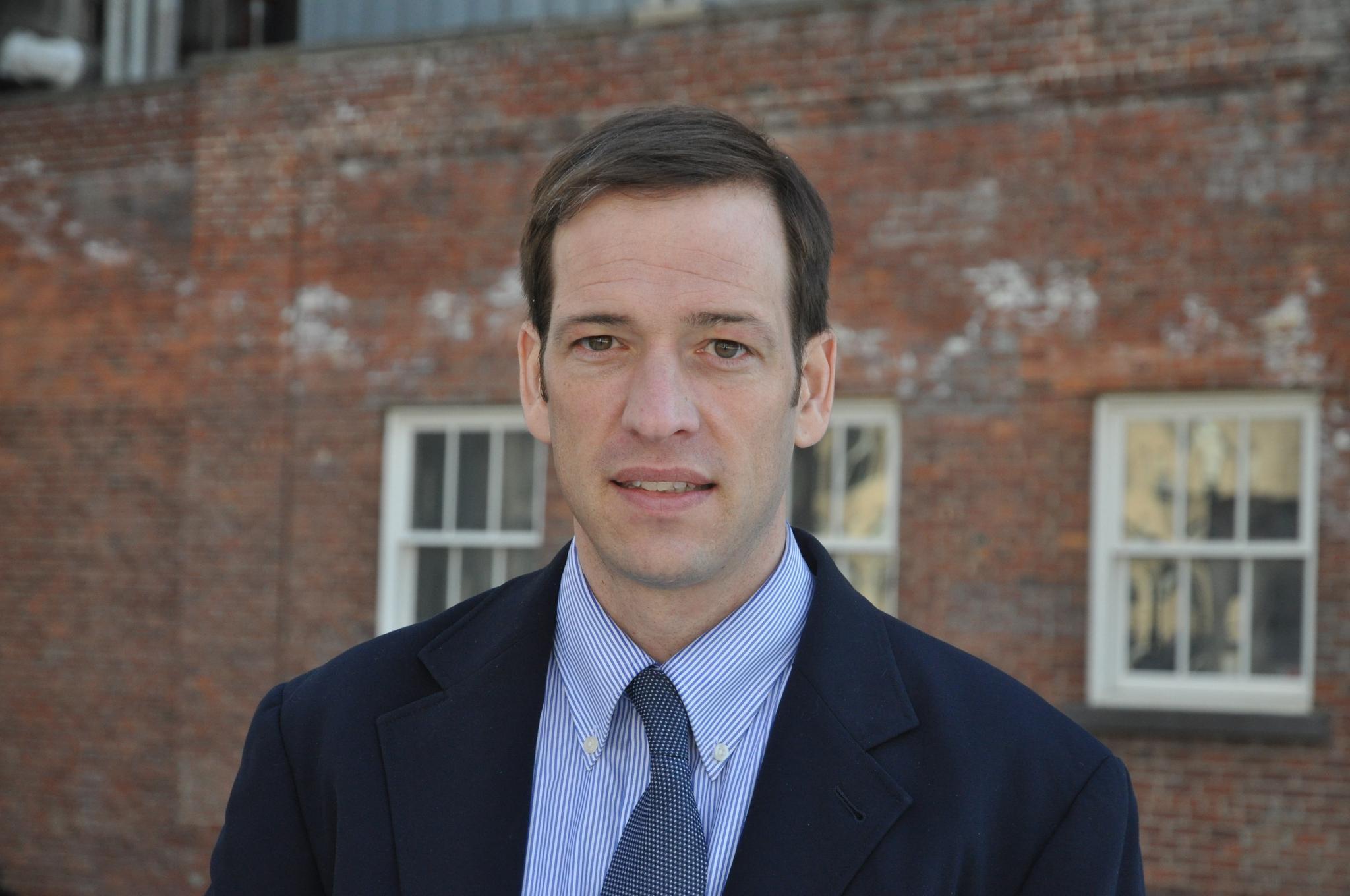 Joseph Ackroyd, P.E., CFM