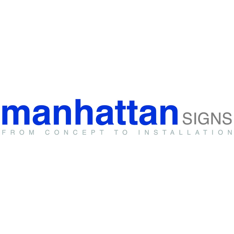 Manhattan Signs