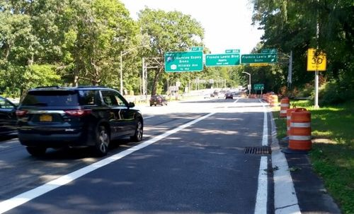 $10 Million Project to Enhance Safety Along Grand Central Parkway in Queens