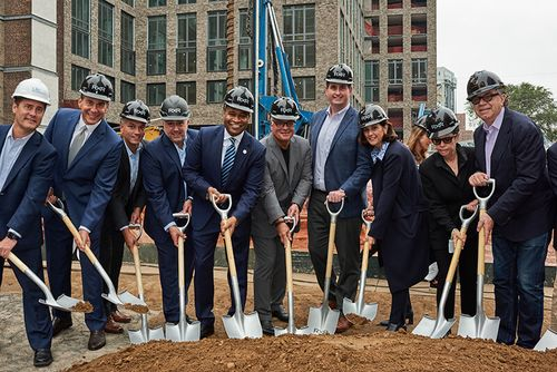 RXR Breaks Ground For First South Bronx Project