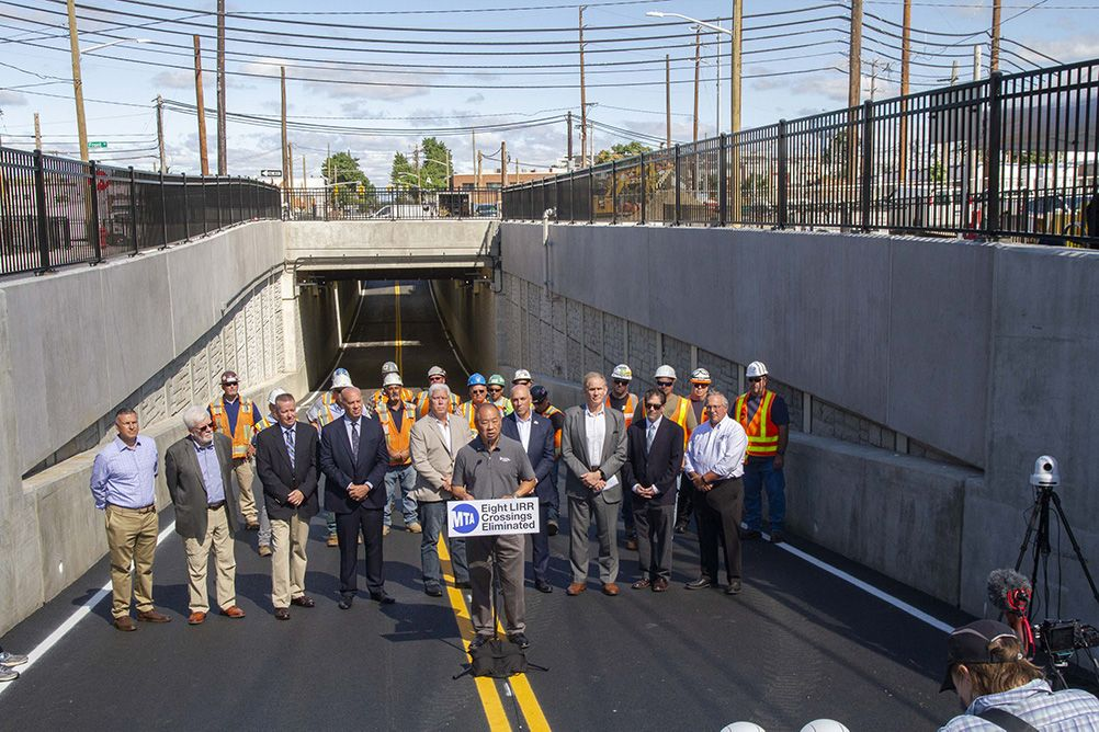Upgrades To The Willis Avenue Long Island Railroad Station Is Now Complete