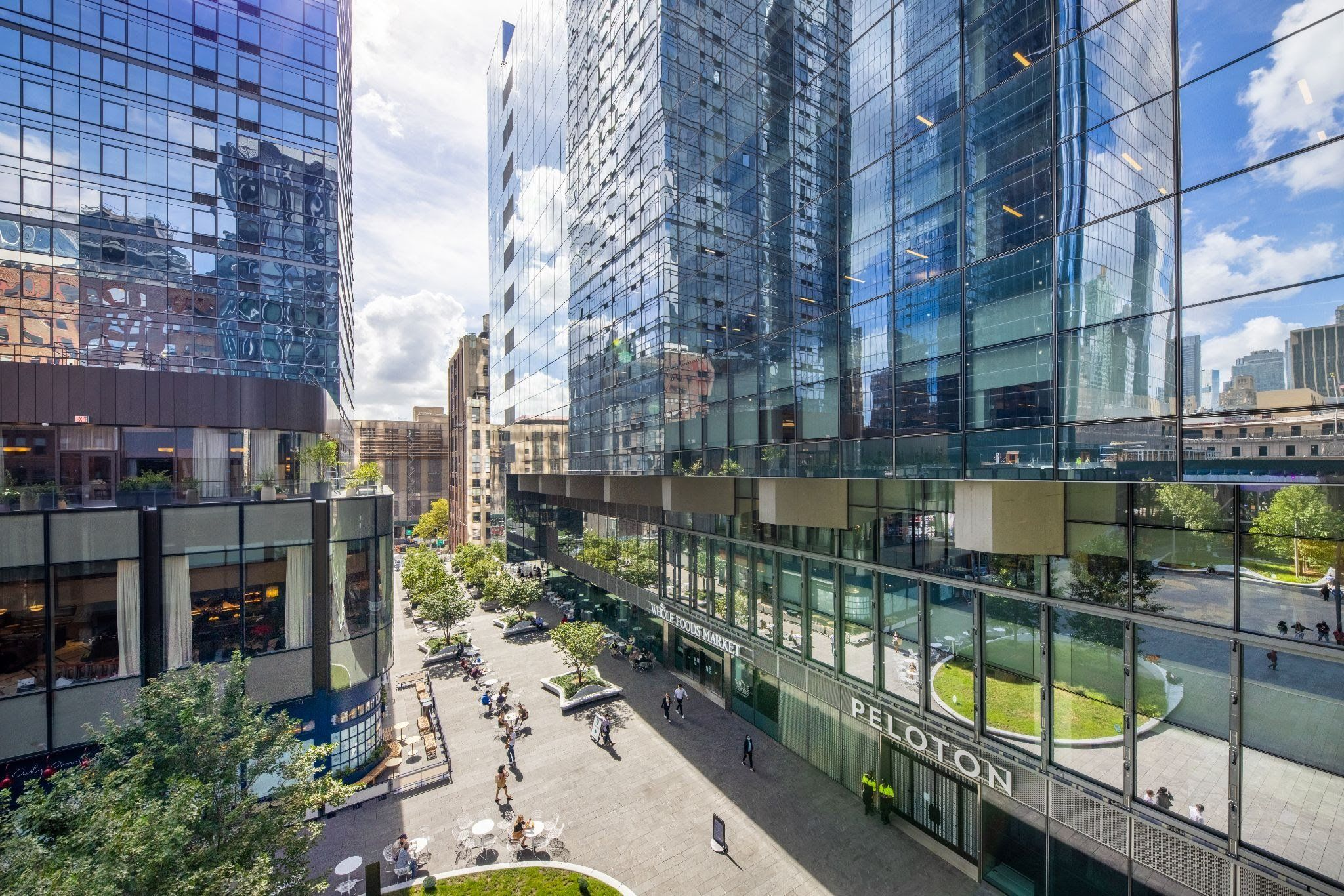 Brookfield Properties Announces The Official Opening of Manhattan West