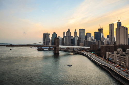 Tribeca is now one of the richest neighborhoods in the U.S.