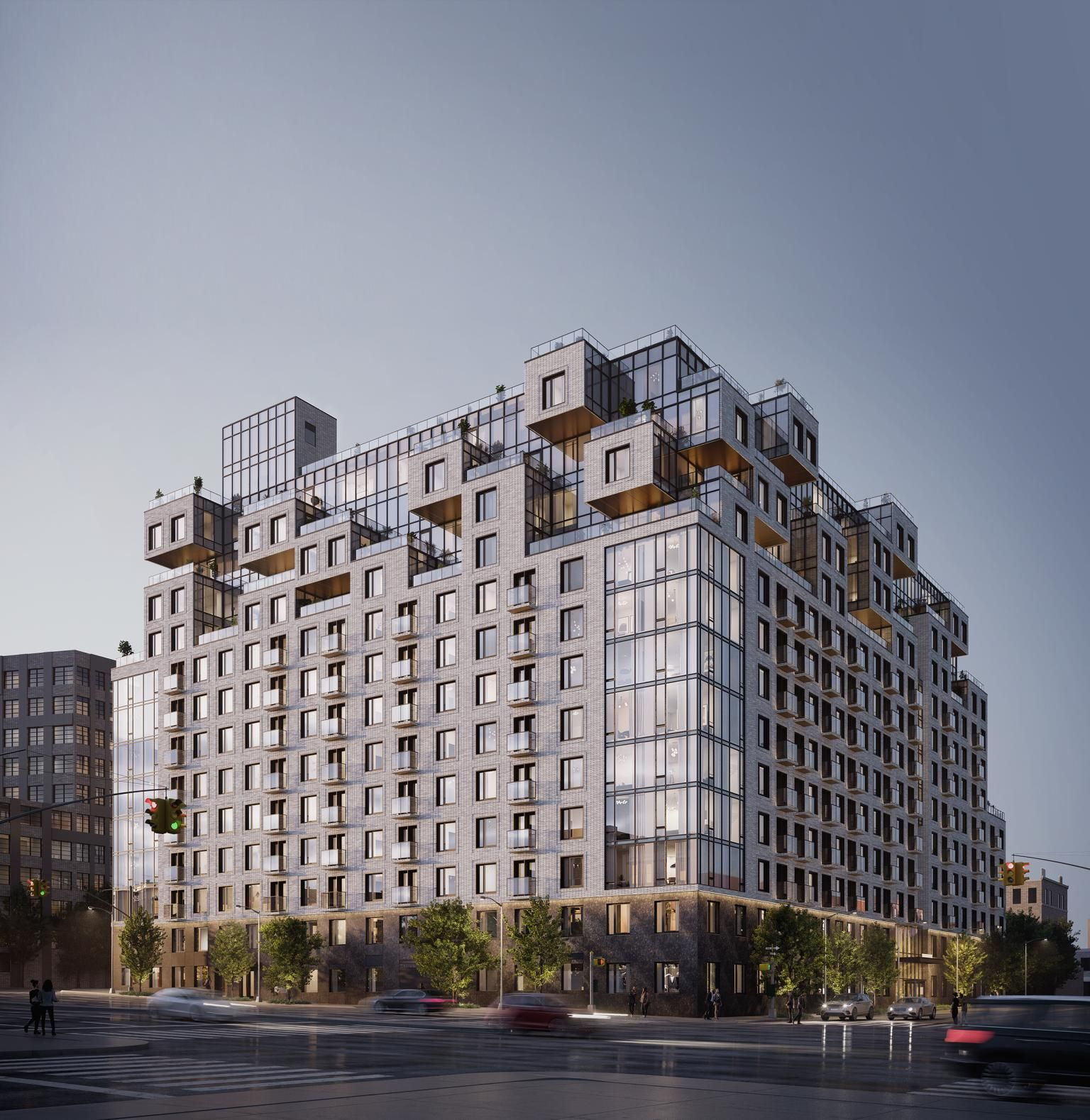 260 Gold Street In Downtown Brooklyn Is Complete!