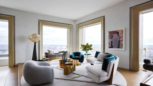 This New York apartment is the tallest residential tower in the western hemisphere
