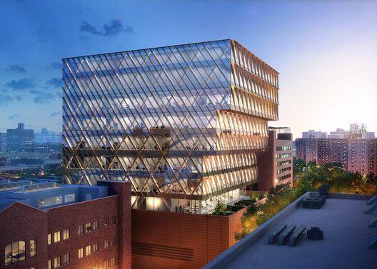 SOM Designs a New Public Health Laboratory