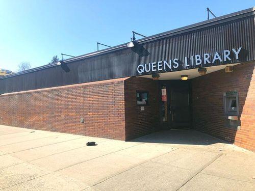 Revamp plans for Rego Park Library revealed