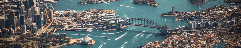 Sydney Build Landscape