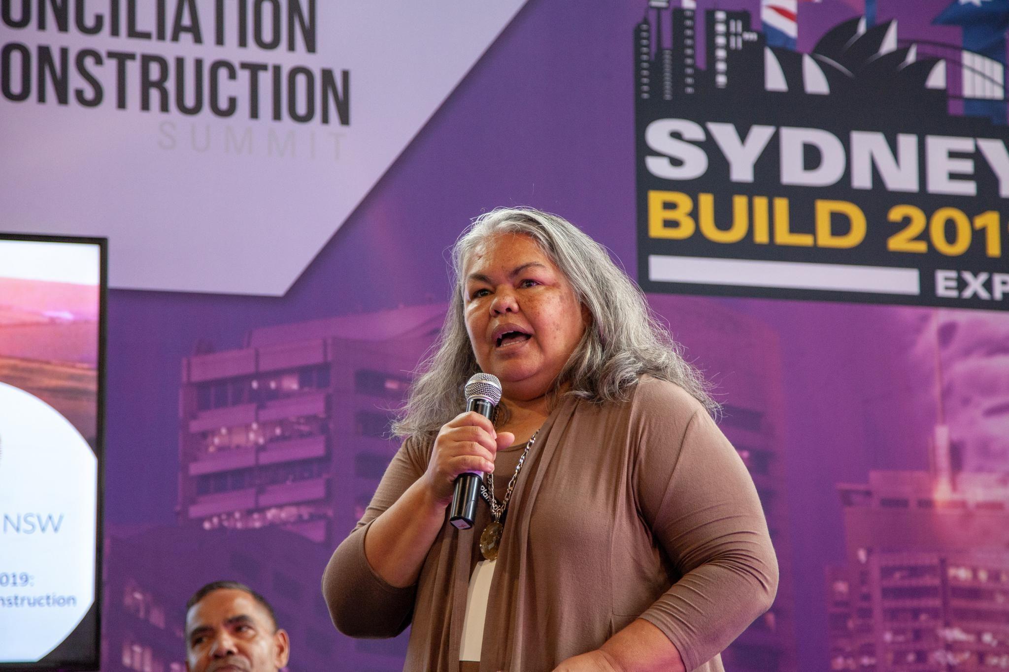 Sydney Build Speaker Reconciliation