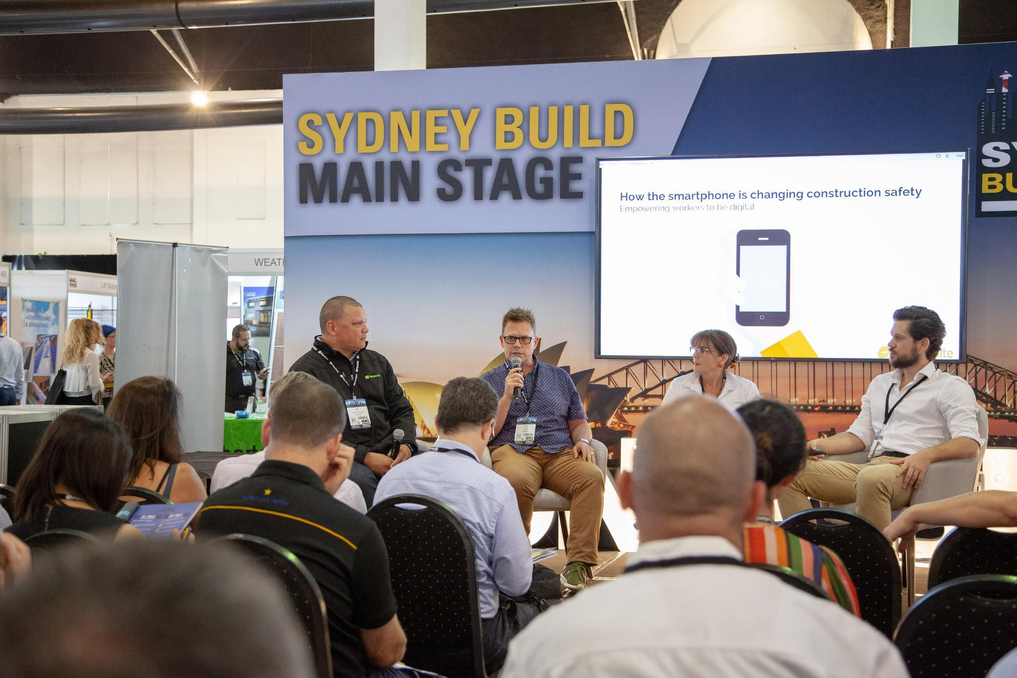 Sydney Build Main Stage
