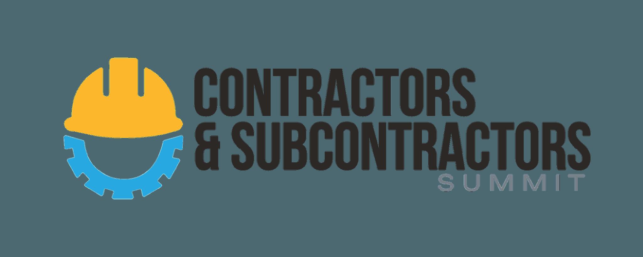 CONTRACTORS & SUBCONTRACTORS SUMMIT