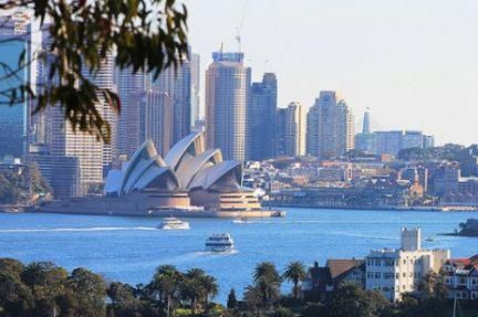 Sydney's massive construction boom is estimated to have a price tag of $7 billion