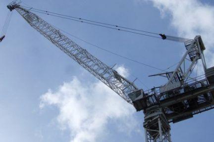 Sydney's 2018 crane invasion