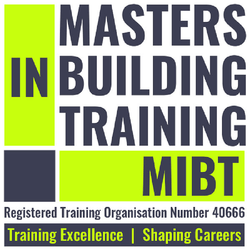 Masters in Building Training MBIT