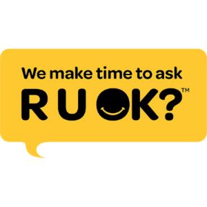 R U OK ?