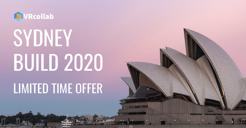 20% Off Special For Sydney Build Expo Participants
