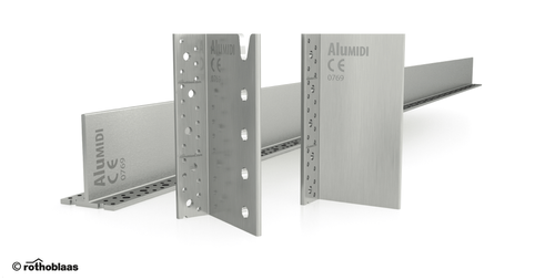 ALU SERIES BY ROTHOBLAAS: EVEN WIDER RANGE OF WOOD-WOOD AND WOOD-CEMENT RETRACTABLE JUNCTIONS