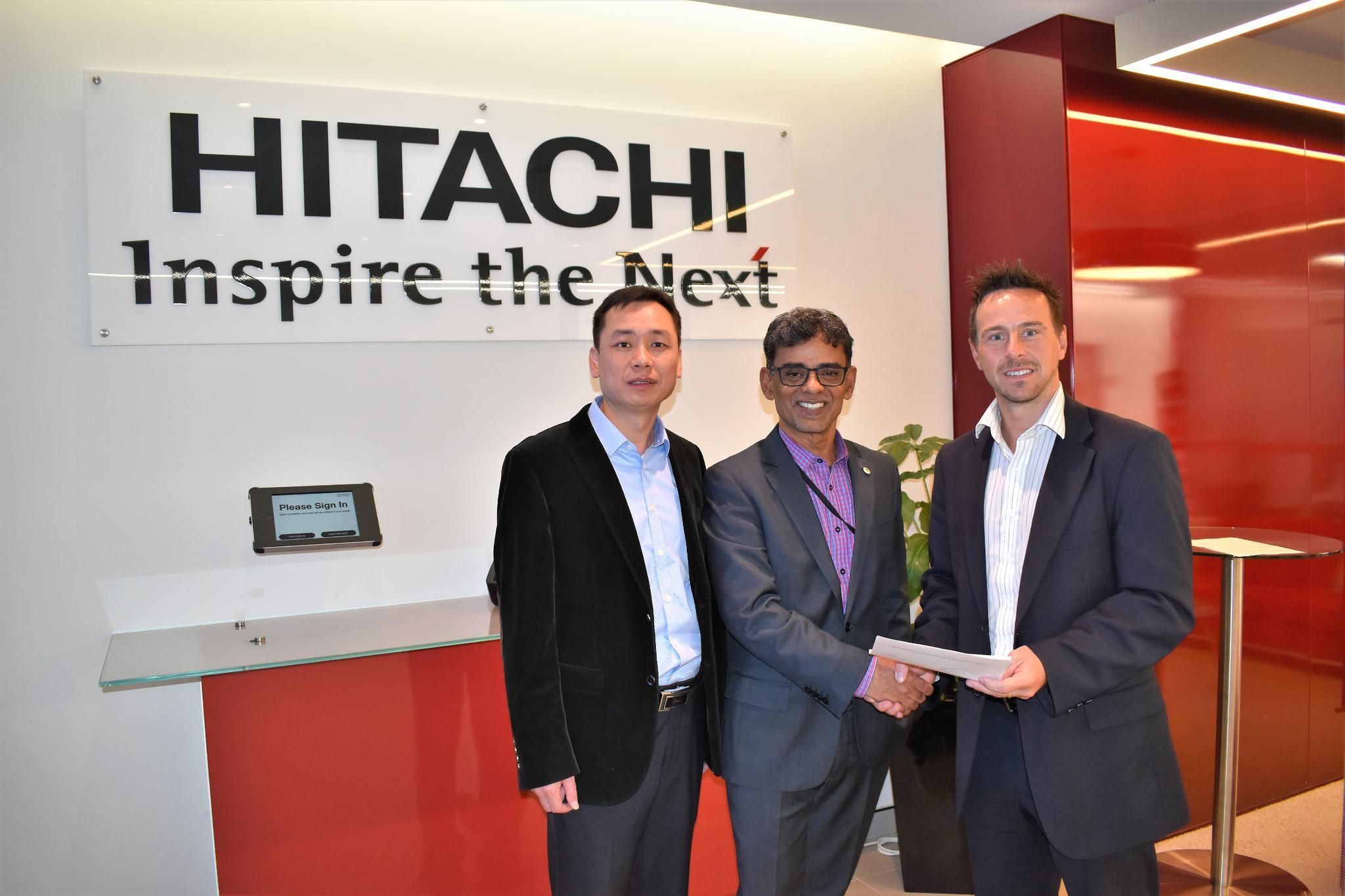 Orbitz Elevators & Hitachi Partnership