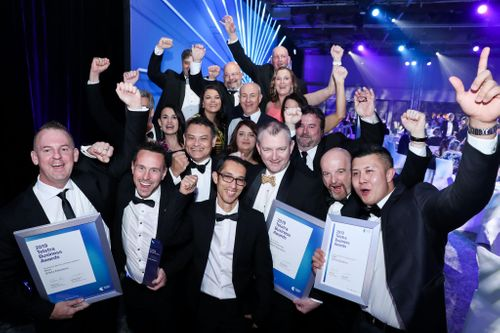 2019 Telstra Queensland Business of the Year