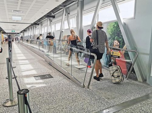 thyssenkrupp installs Australia's first iwalks at Perth and Melbourne Airports