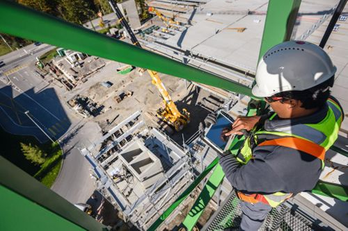 HOW THE INTERNET OF THINGS IS DRIVING PRODUCTIVITY IN CONSTRUCTION