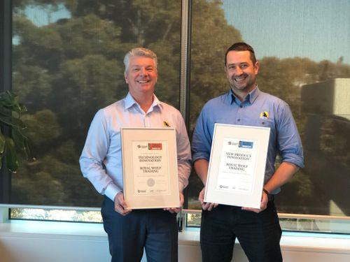 Winner New Product Innovation - Australian Business Awards 2019