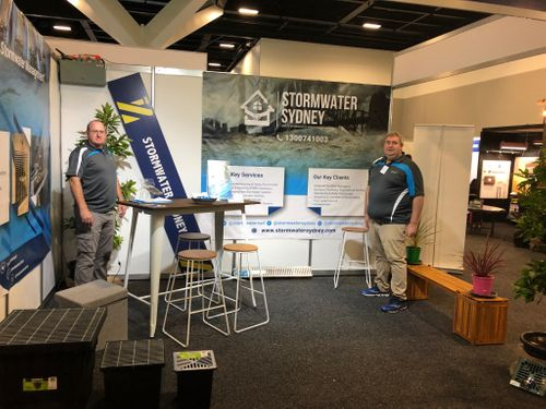 Join Stormwater Sydney at the Sydney Build Expo